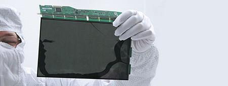 LCD-Elektronik • LCD-Reparatur und LCD-Beschaffung