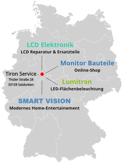 Tiron in Paderborn-Salzkotten